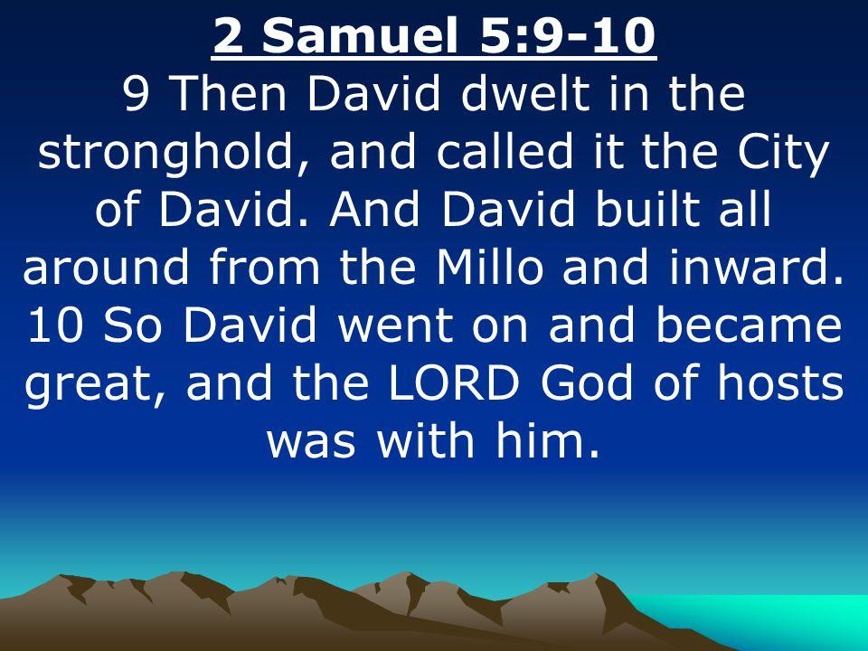 5. God Is My God