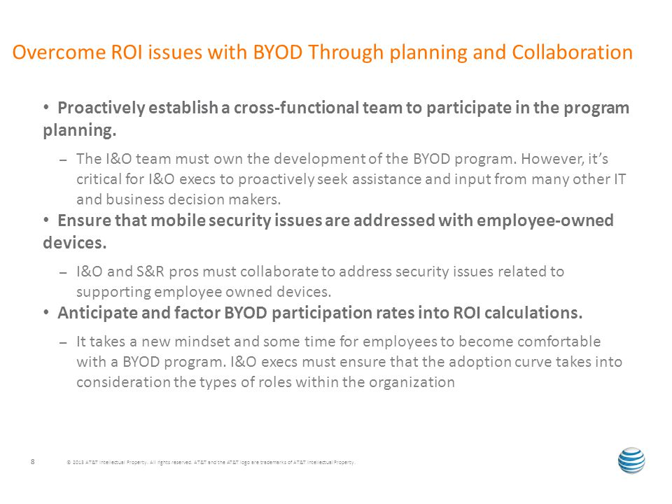 Proactively establish a cross-functional team to participate in the program planning.