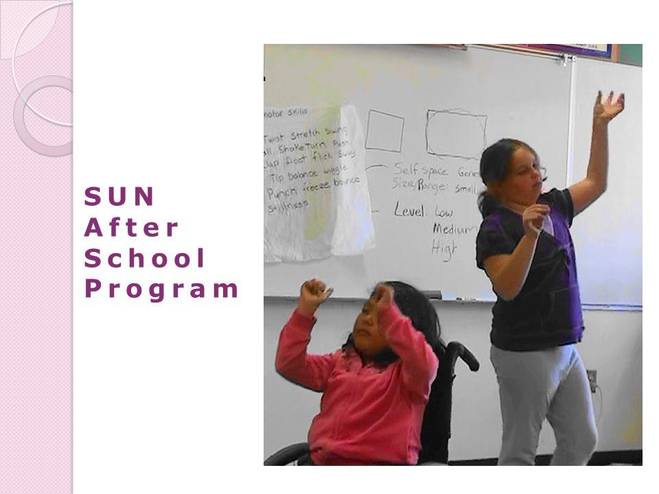 SUN After School Program