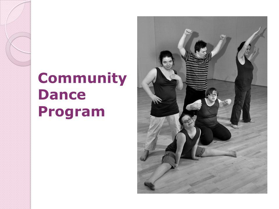 Community Dance Program