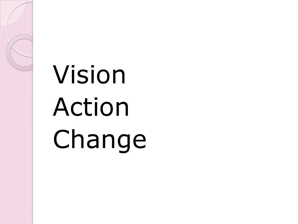 Vision Action Change