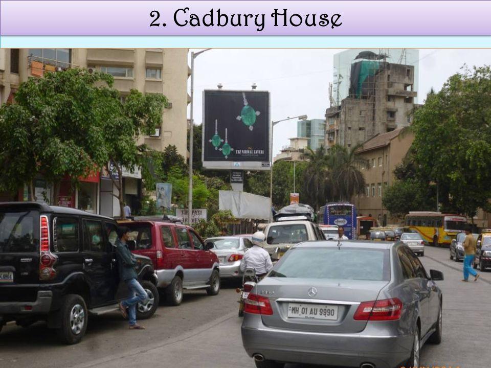 2. Cadbury House