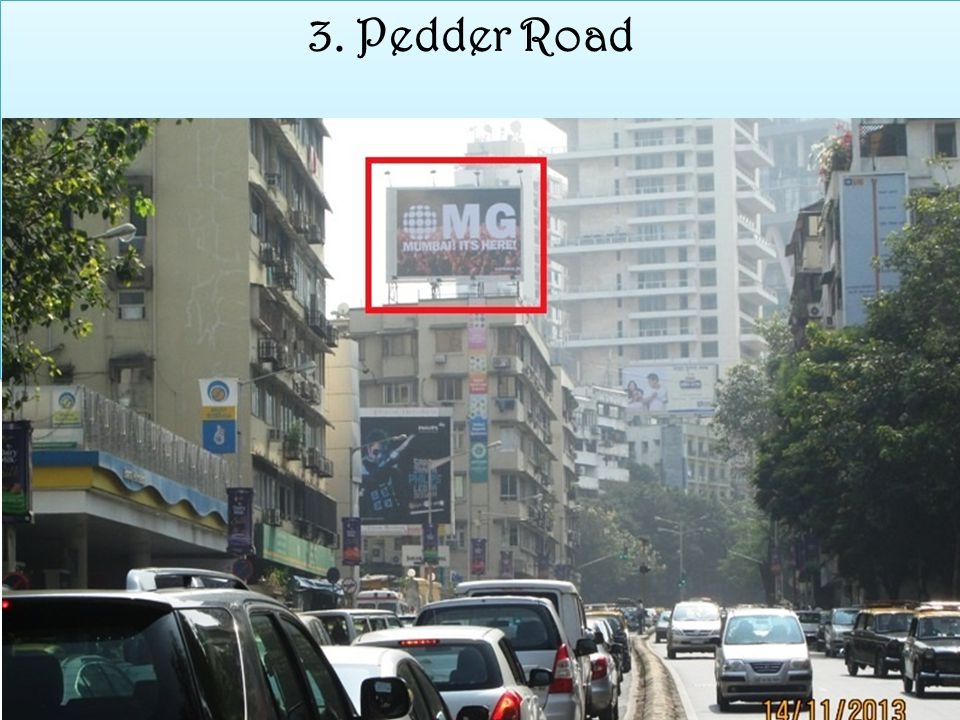 3. Pedder Road