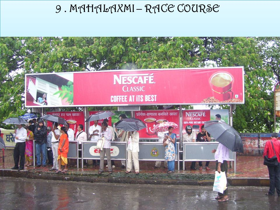 9. MAHALAXMI – RACE COURSE