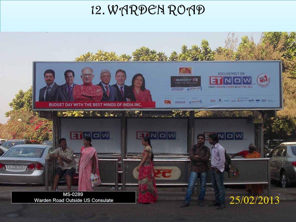 12. WARDEN ROAD