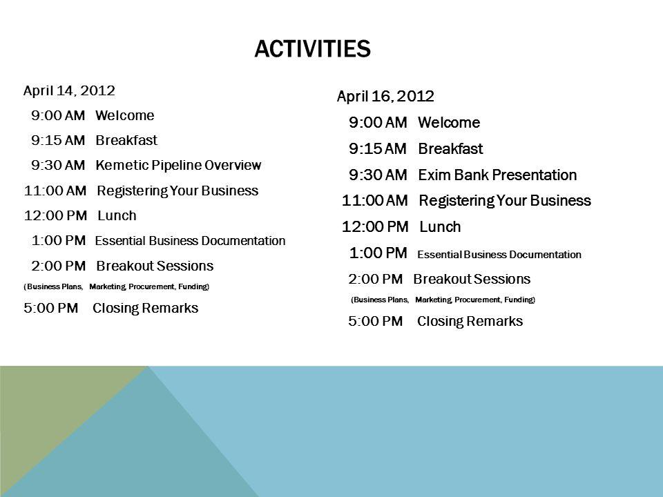 REGISTRATION  Advance Registration October 15, 2011 – December 25, 2011 $25.