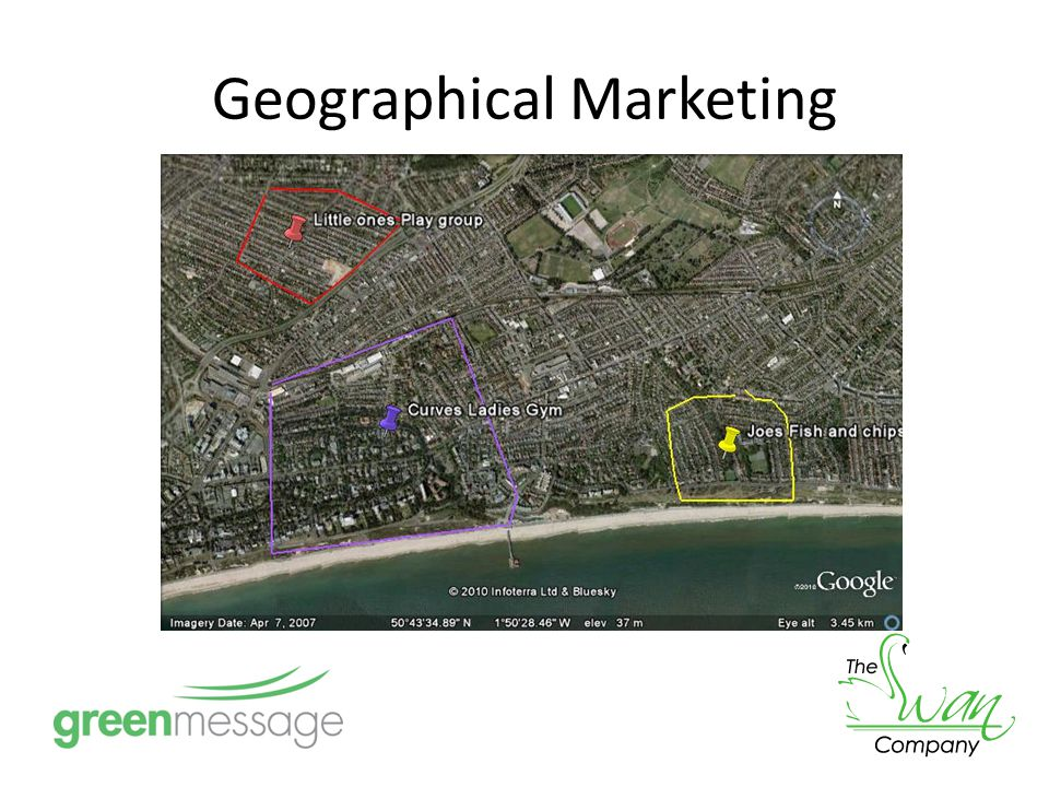 Geographical Marketing