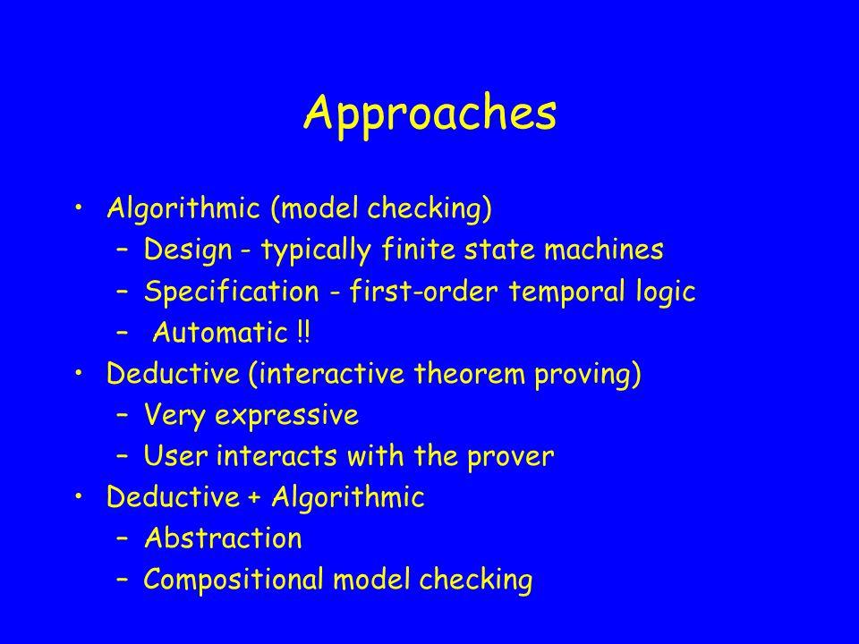 Response Verification: Pre init   F (req  G  ack)    G  ackreq init
