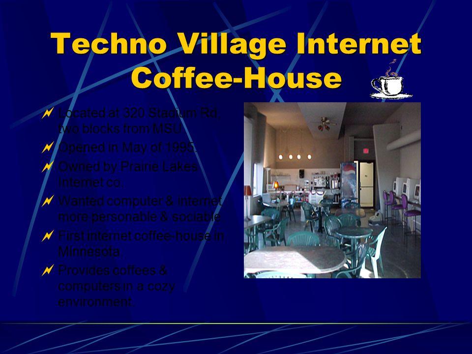 History Coffee Hag  329 Riverfront Dr.