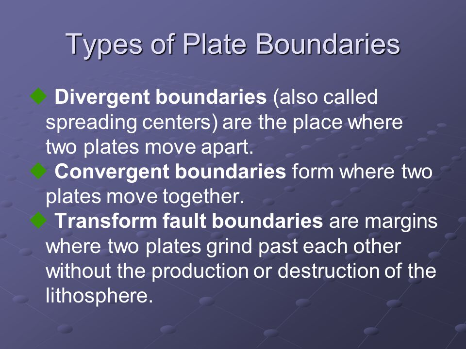 Causes of Plate Motion CONVECTION CURRENTS WITHIN THE EARTH Scientists generally agree that convection occurring in the mantle is the basic driving force for plate movement.