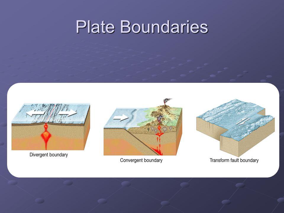 Divergent Boundaries Oceanic Ridges and Seafloor Spreading Oceanic ridges are continuous elevated zones on the floor of all major ocean basins.