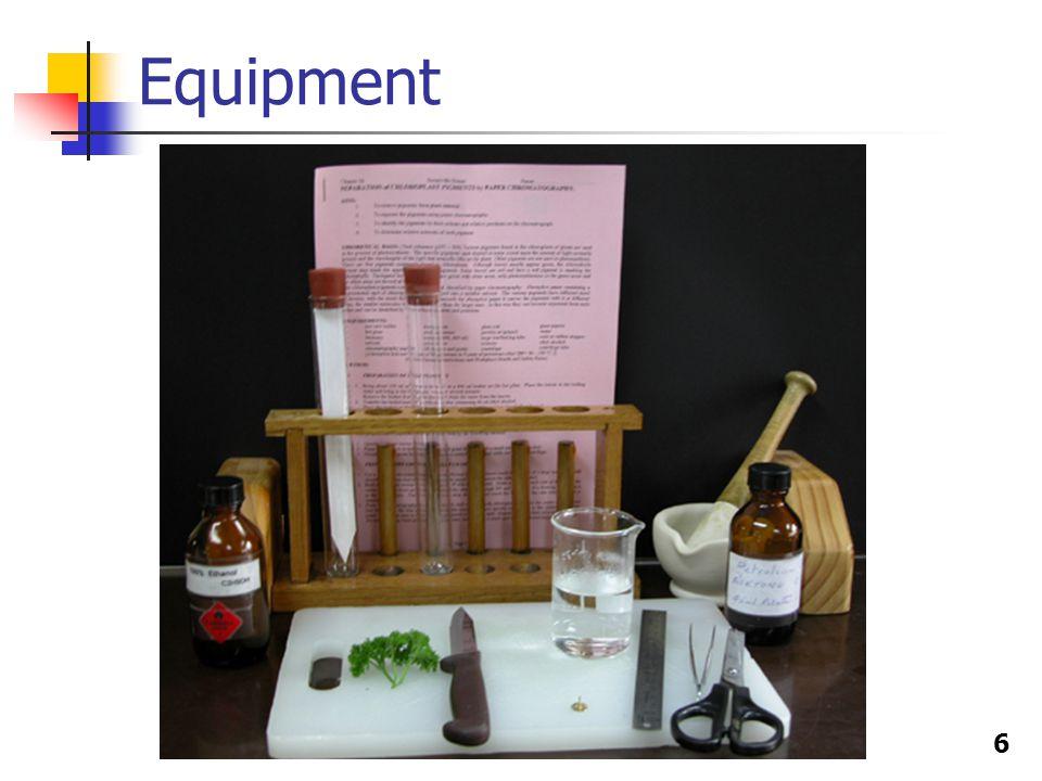 6 Equipment