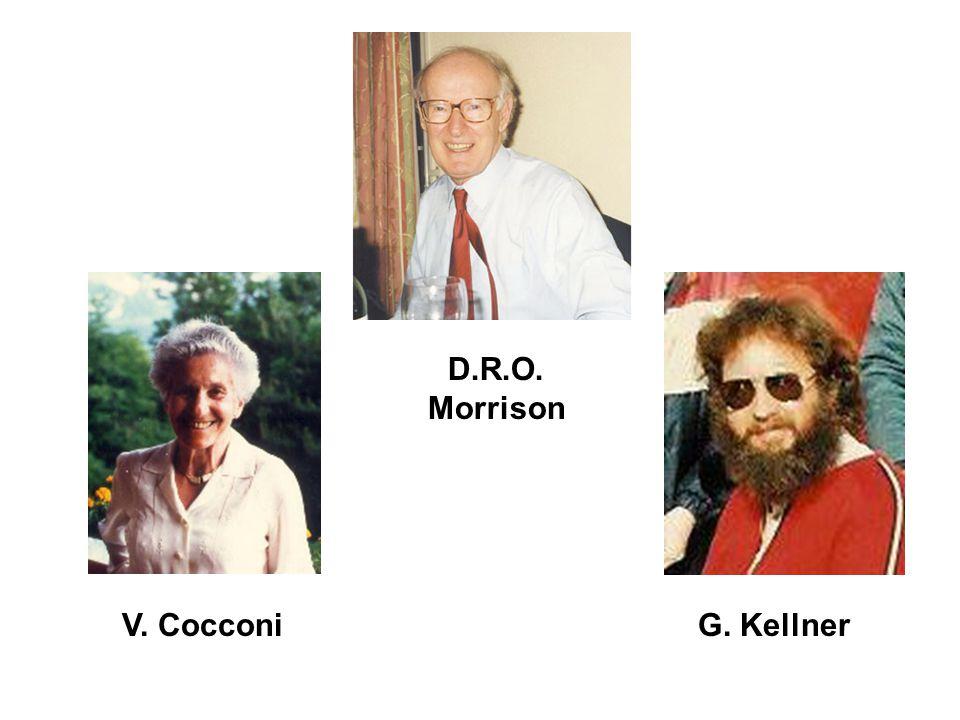 D.R.O. Morrison V. CocconiG. Kellner