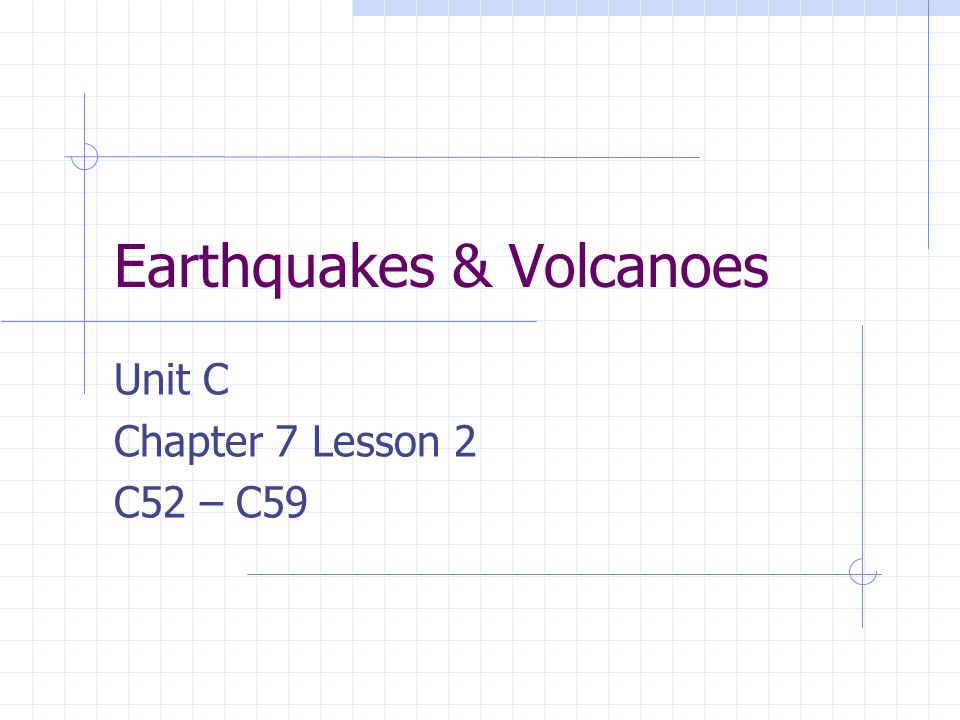 Built up energy is released along a fault during a(n) ____________. Earthquake