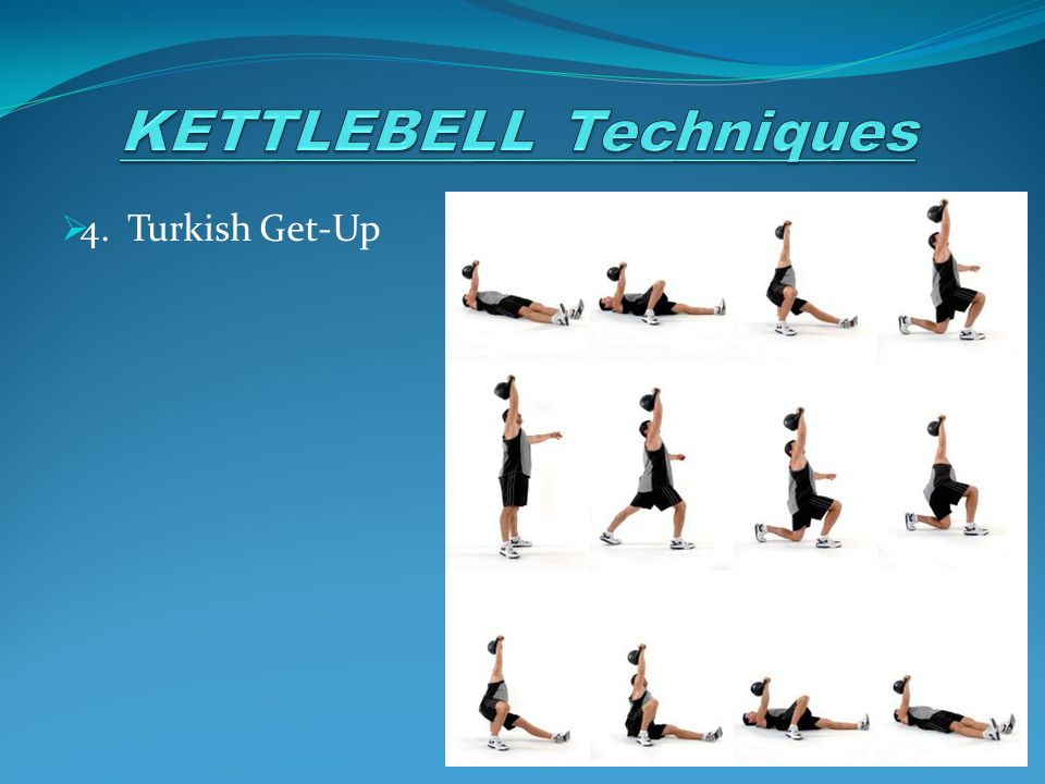  4. Turkish Get-Up
