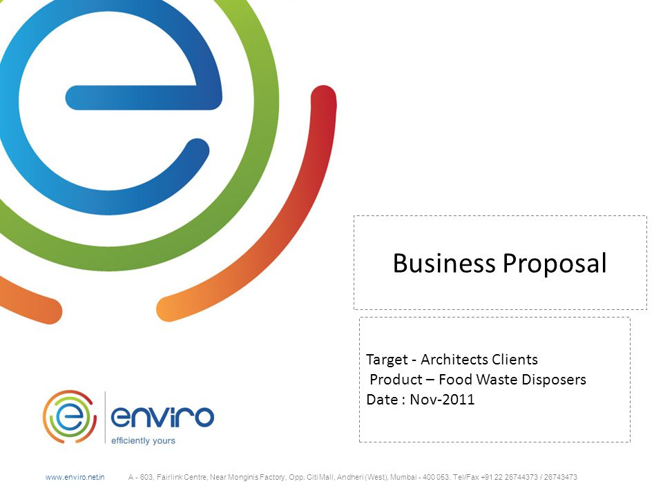 www.enviro.net.in For more information, S.Mukesh 08026650708 9538059295 bangaloresales@enviro.net.in