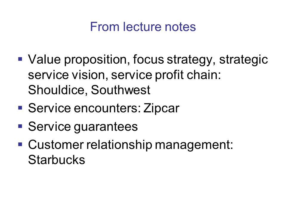 Economic Progression (Pine & Gilmore, 1999)
