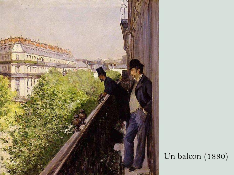 Un balcon (1880)