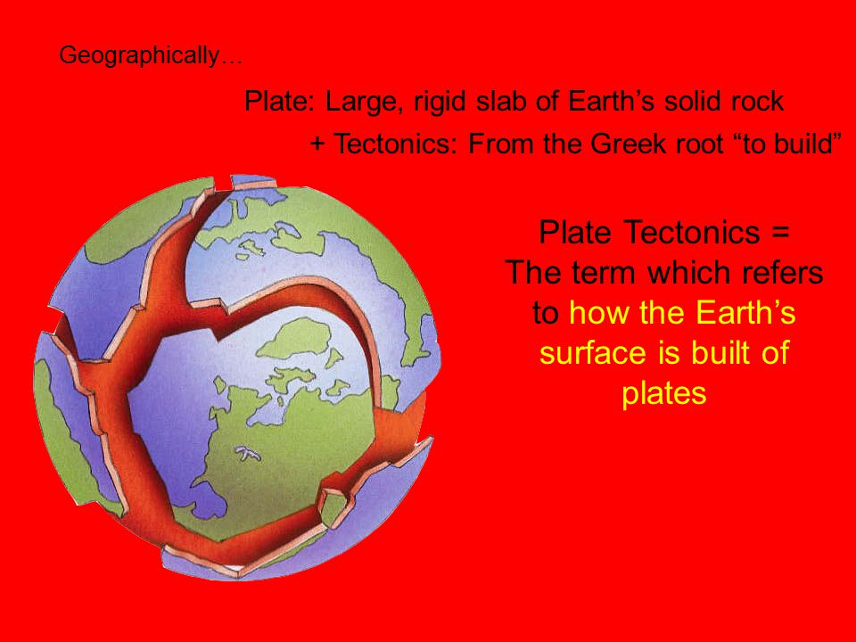 Earth's Layers http://homepage.usask.ca/~src594/thestructureofearth.jpg