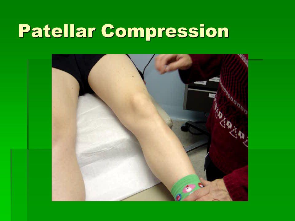 Patellar Compression