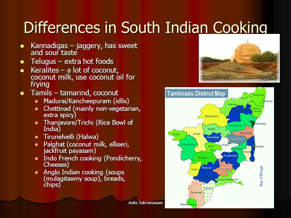 Anita Subramaniam Tamil Society – Clothing & Food Tamils live all over the world.