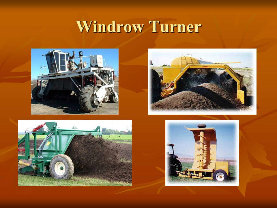 Windrow Turner