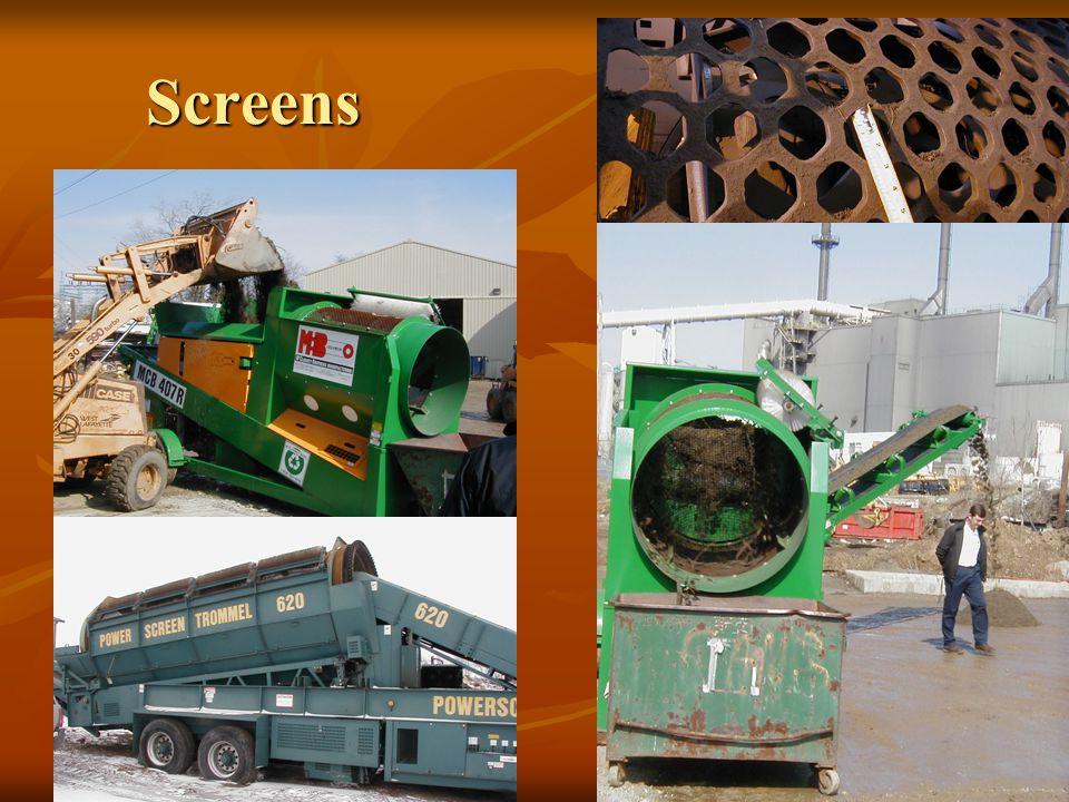 Screens Screens