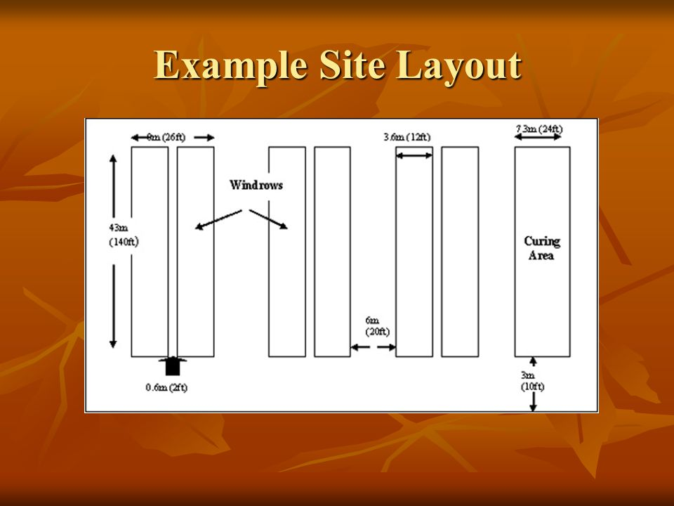 Example Site Layout