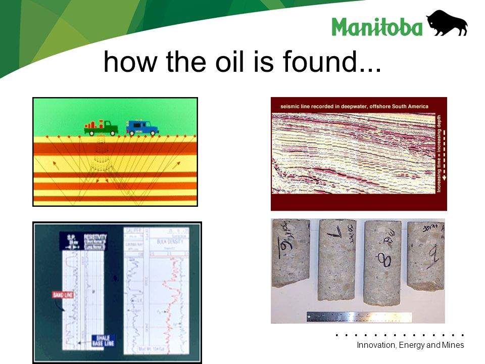 For More information on Manitoba's Oil Fields Please visit www.gov.mb.ca/petroleum www.gov.mb.ca/petroleum or call: Winnipeg: 945-6577 Virden: 748-4260 Waskada: 673-2472