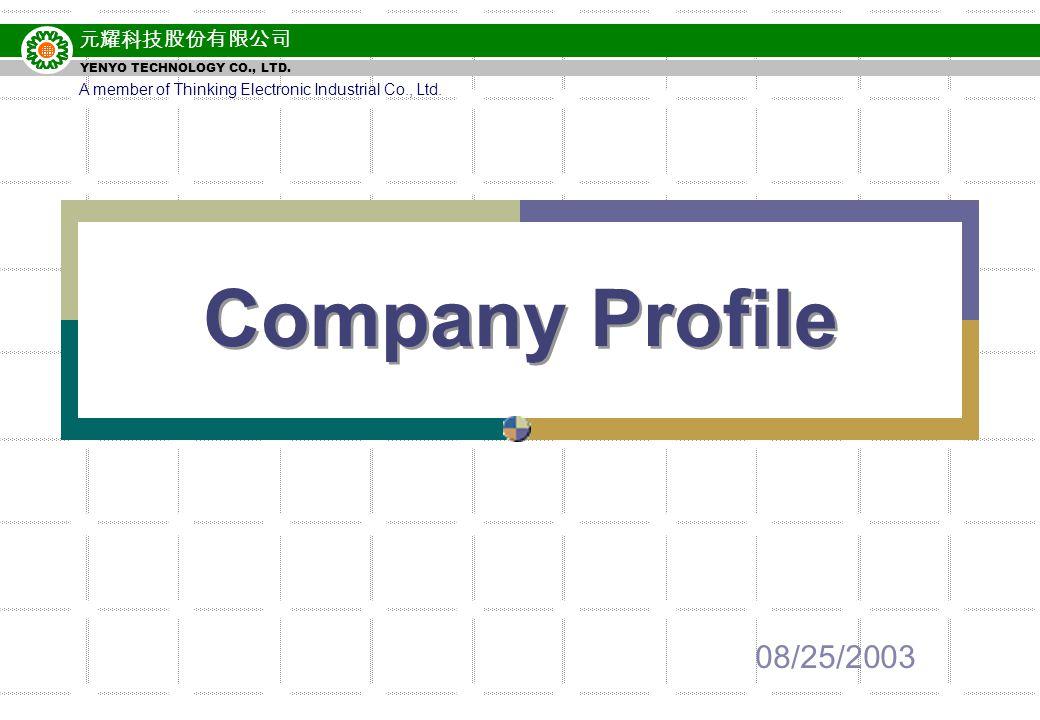 元耀科技股份有限公司 YENYO TECHNOLOGY CO., LTD. Reliability Test Center SEM