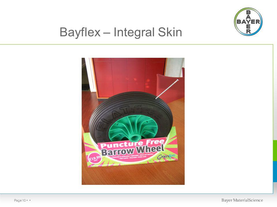 Page 10 Bayflex – Integral Skin