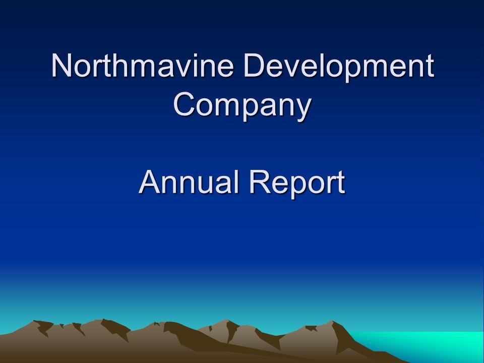 Northmavine Development Company Annual Report