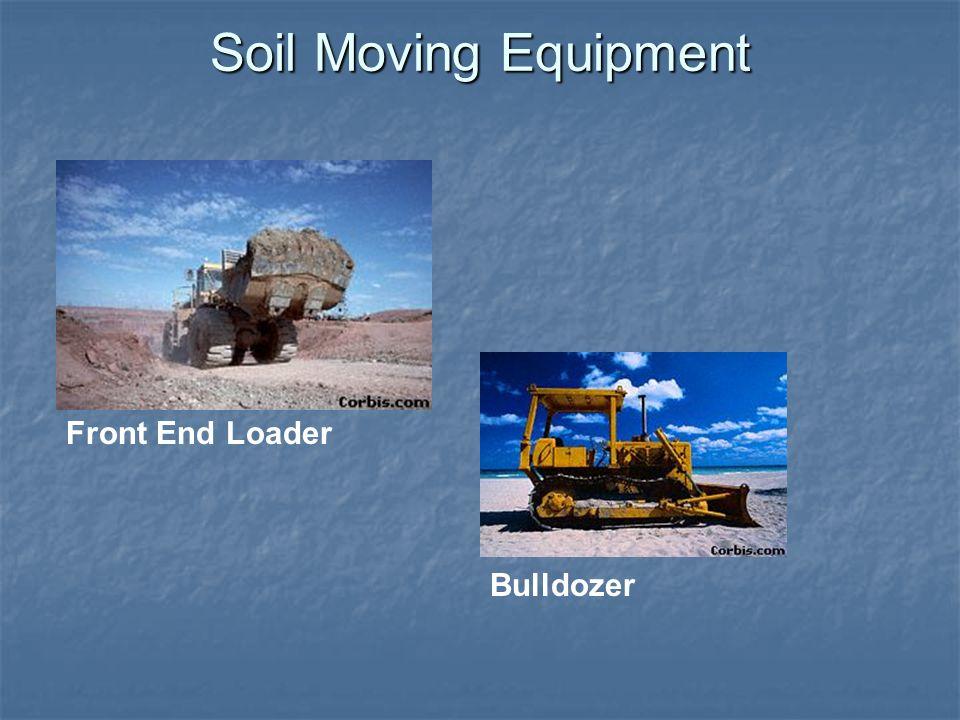 Soil Moving Equipment Front End Loader Bulldozer