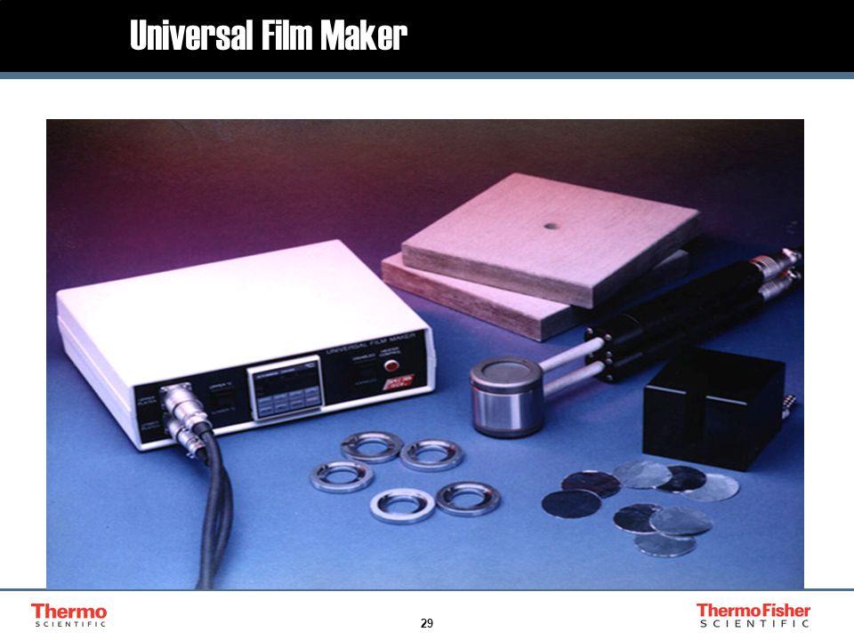 29 Universal Film Maker
