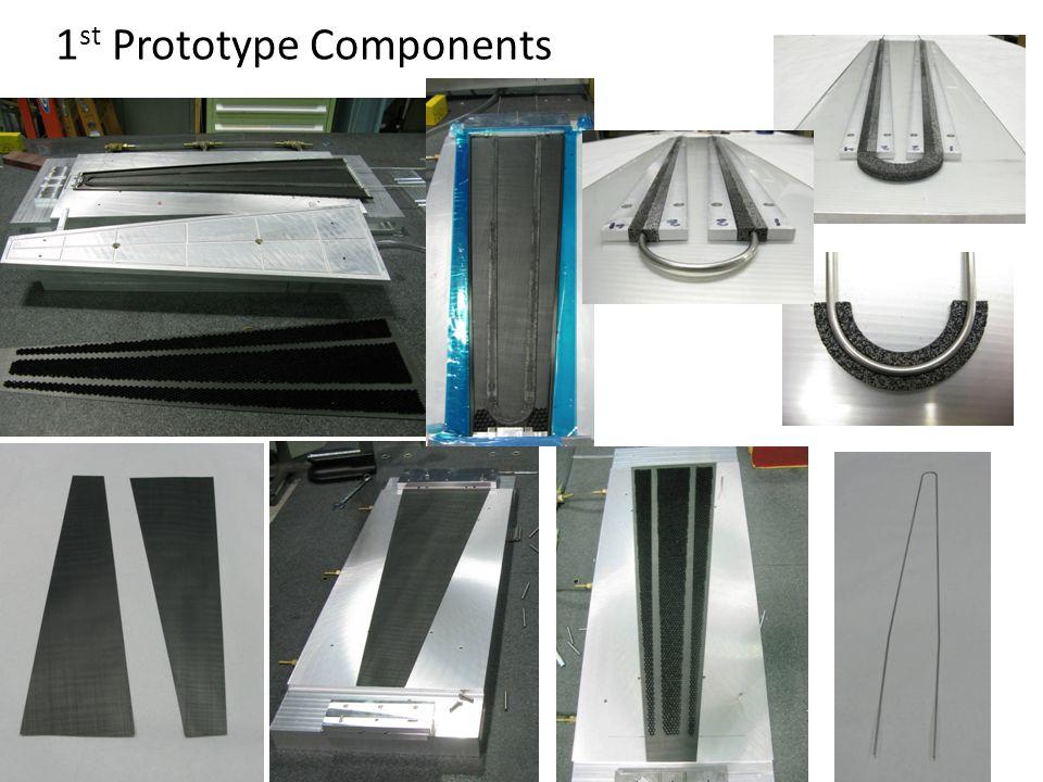 1 st Prototype Components