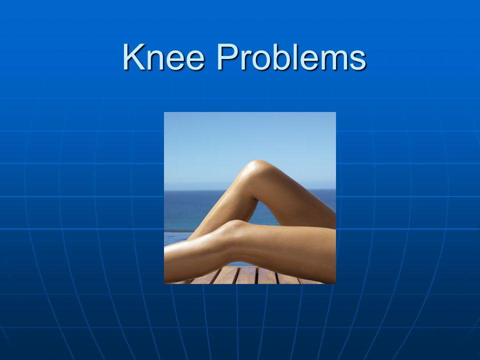 Knee Problems