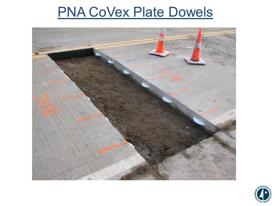 PNA CoVex Plate Dowels