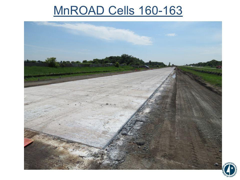 MnROAD Cells 160-163