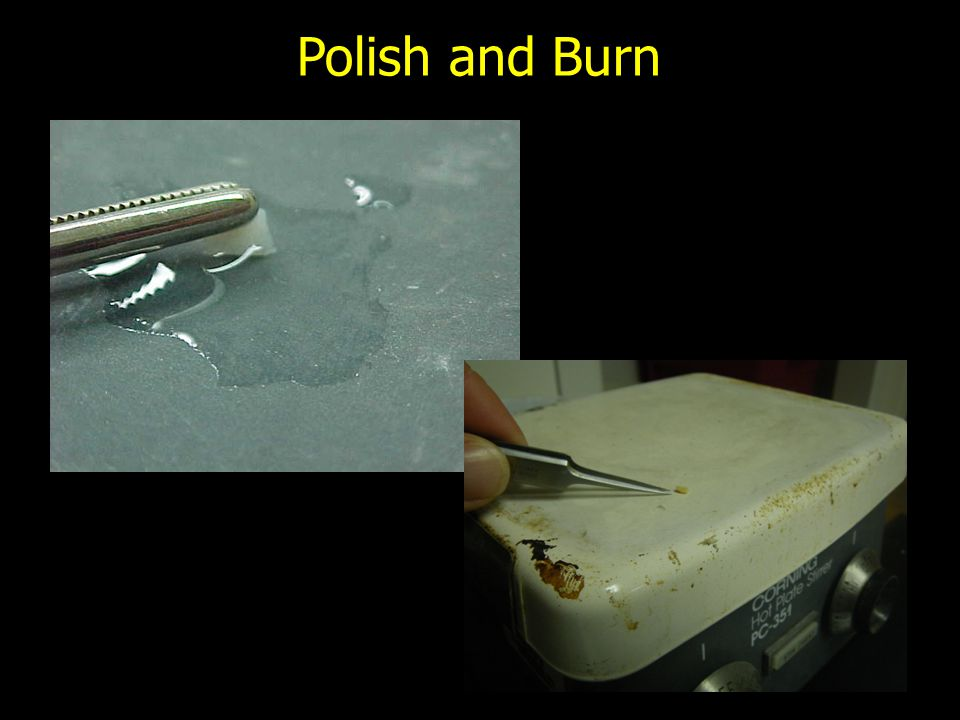 Polish and Burn