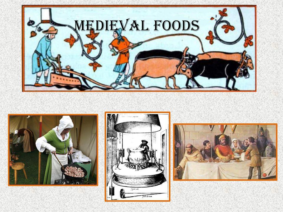 Medieval Foods