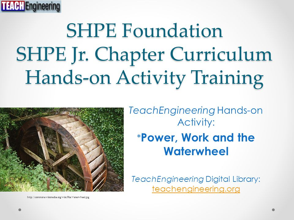 SHPE Foundation SHPE Jr.