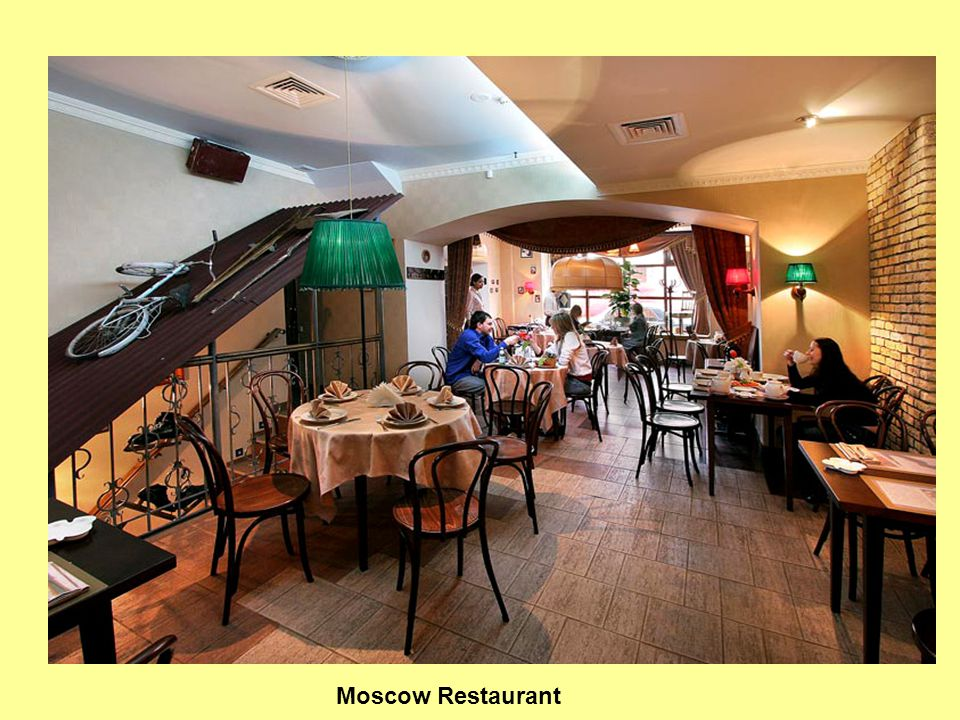 Moscow Restaurant