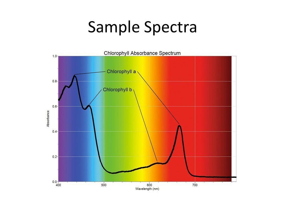 Sample Spectra