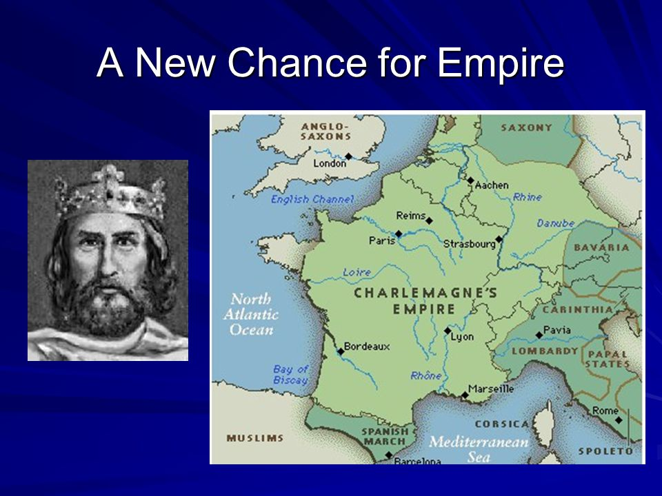 A New Chance for Empire