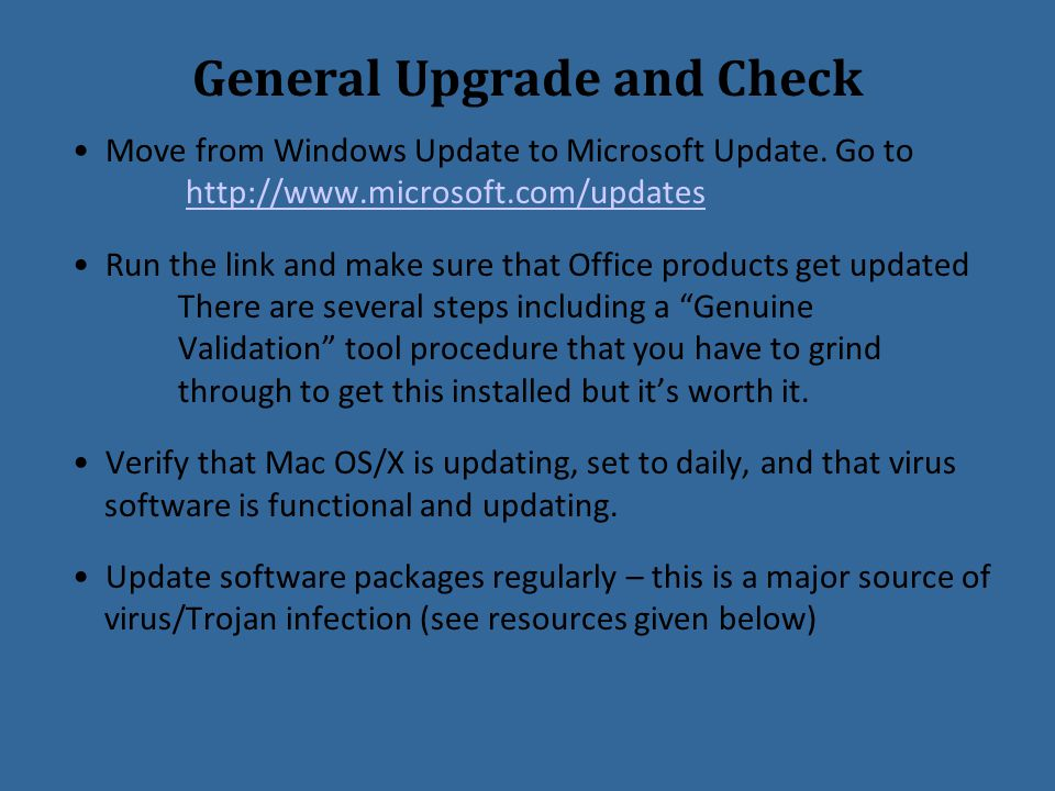 Microsoft Windows Issues All Windows platforms generate a preponderance of temp files that are not deleted.