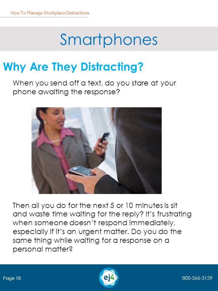 Smartphones Why Are They Distracting.