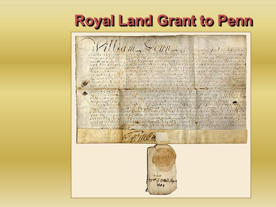 New Jersey — PA's Neighbor 1664  aristocratic proprietors rcvd.