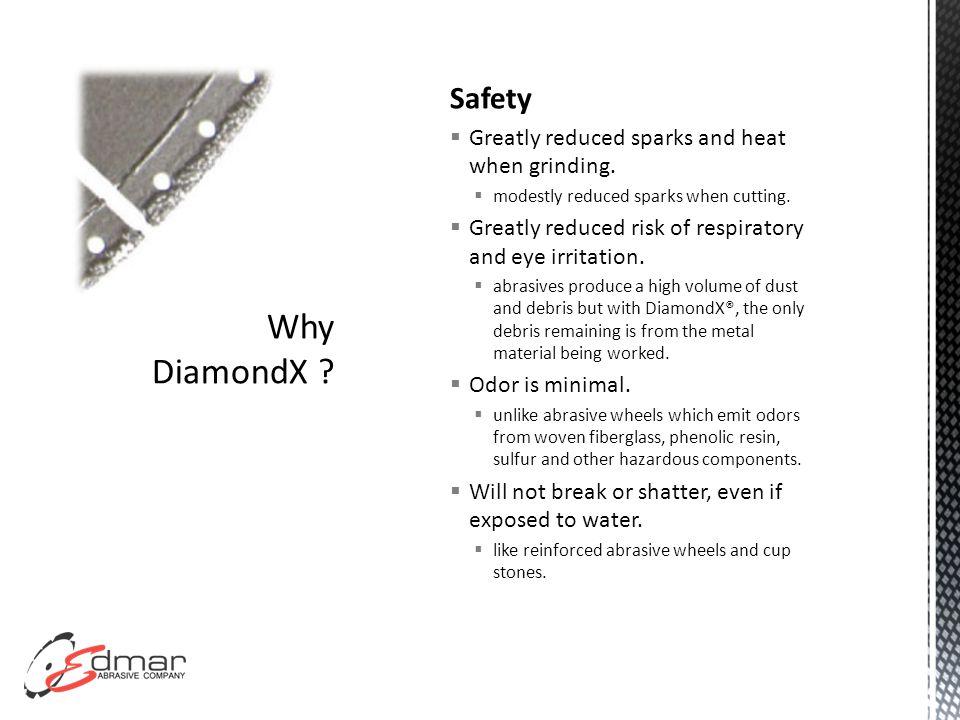 DiamondX for Metal