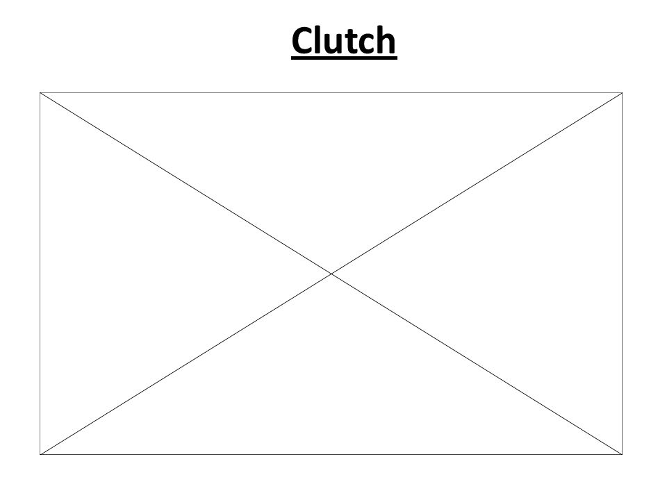Clutch Problems Grabbing clutch – vibration or jerking on takeoff.