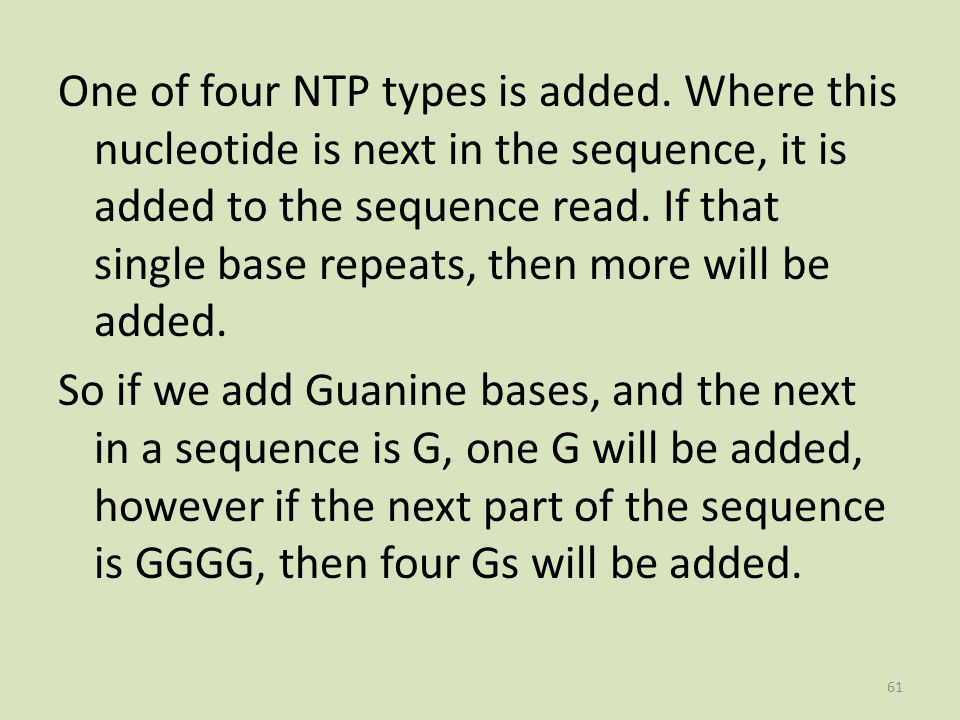 One of four NTP types is added.